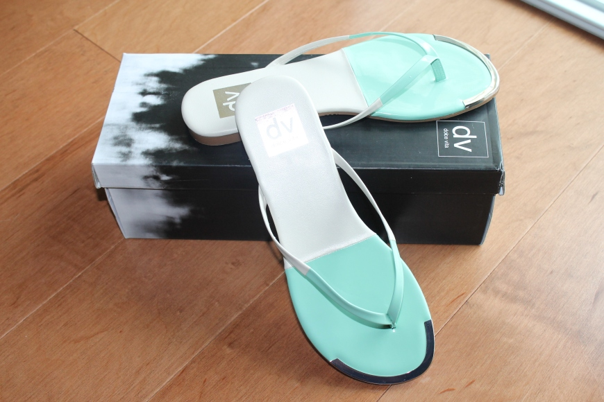 DV by Dolce Vita 'Dania' in Mint/Bone