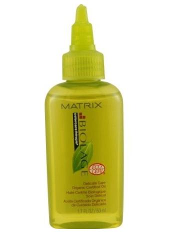 Biolage Organic Certified Oil