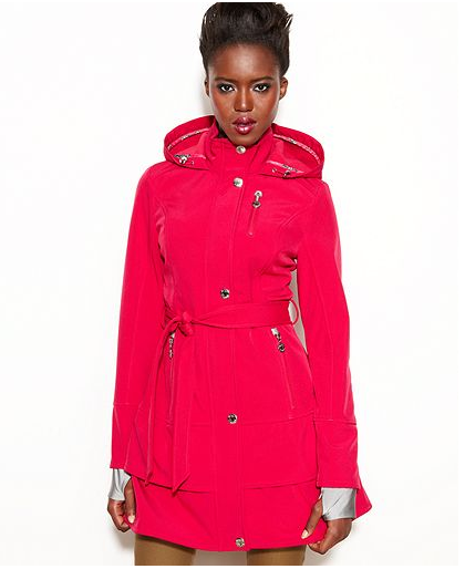 Betsey Johnson Coat - Macy's