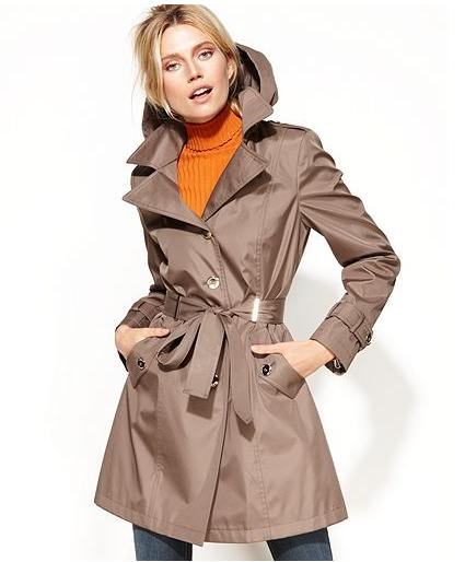 Calvin Klein Coat - Macy's