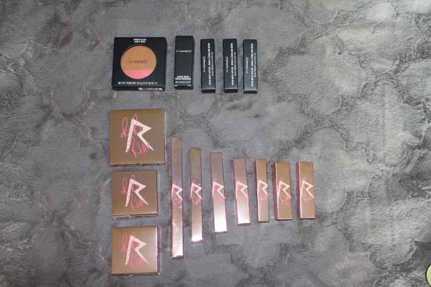 Riri ❤ MAC and I ❤ Riri